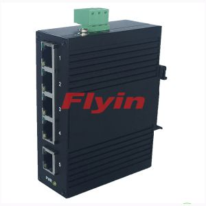 10/100M Industrial Ethernet Switch with 5 UTP ports