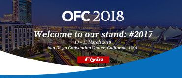 Flyin 2018 The Optical Networking and Communication Conference & Exhibition